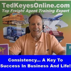 Consistency...A Key To Success In Business And Life