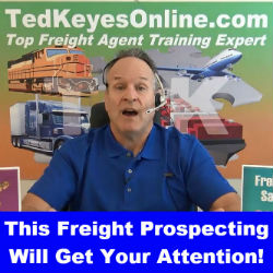 This Freight Prospecting WILL Get Your Attention