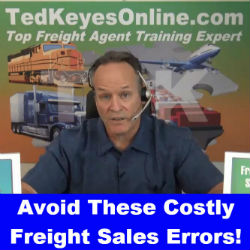 Avoid These Costly Freight Sales Errors