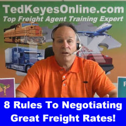8 Rules to Negotiating Great Freight Rates
