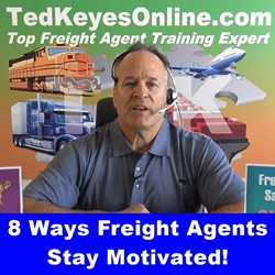 8 Ways Freight Agents Stay Motivated