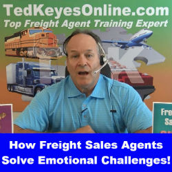 How Freight Sales Agents Solve Emotional Challenges