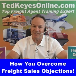 How You Overcome Freight Sales Objections