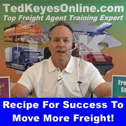Recipe For Success To Move More Freight