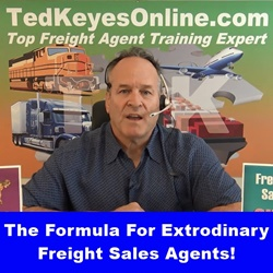 The Formula For Extraordinary Freight Sales Agents