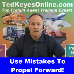 Use Mistakes To Propel Forward