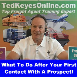 What To Do After Your First Contact With A Prospect