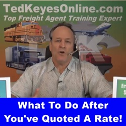 What To Do After You've Quoted a Rate