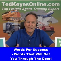 Words For Success – Words That Will Get You Through The Door