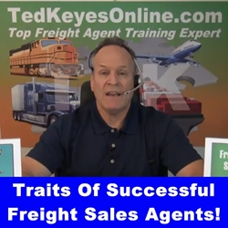 Traits Of Successful Freight Sales Agents!