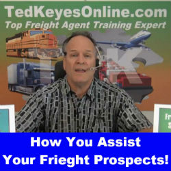 How You Assist Your Freight Prospects