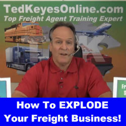How To EXPLODE Your Freight Business!