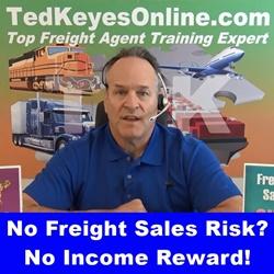 No Freight Sales Risk? No Income Reward!