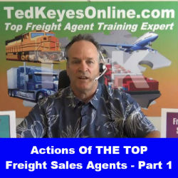 Actions Of THE TOP Freight Sales Agents - Part 1
