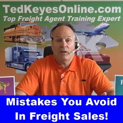 Mistakes You Avoid In Freight Sales!