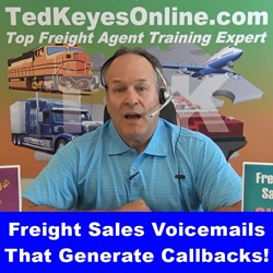 Freight Sales Voicemails That Generate Callbacks!