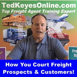 How You Court Freight Prospects & Customers!