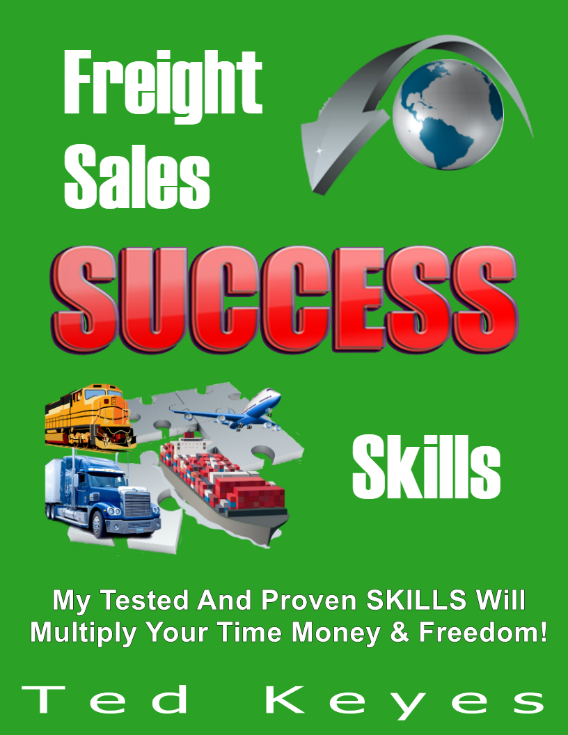Freight Sales Success Skills ECOVER