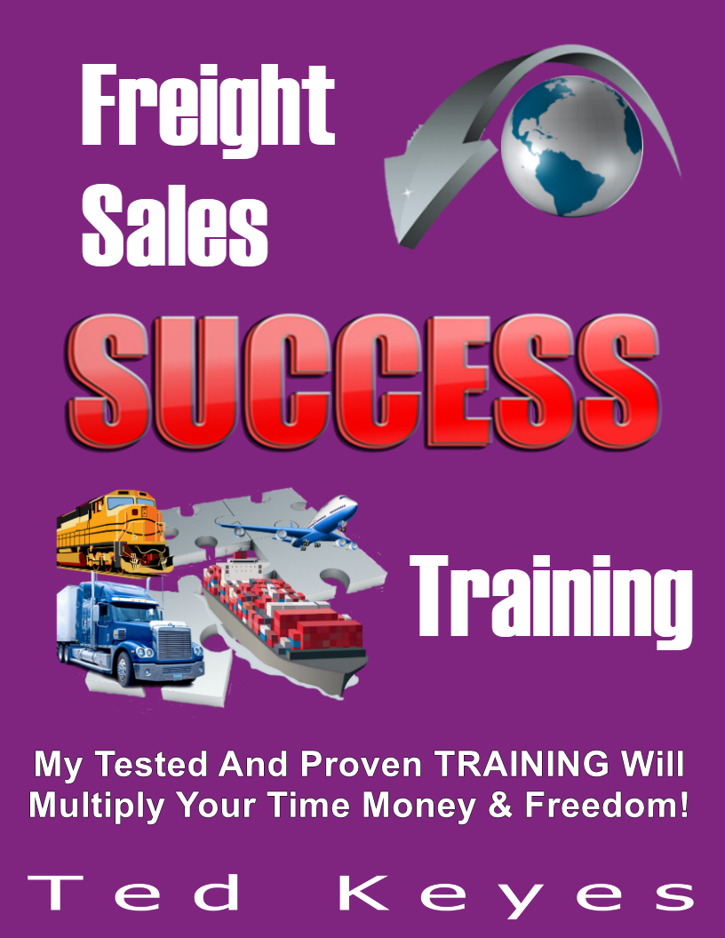 Freight Sales Success Training ECOVER